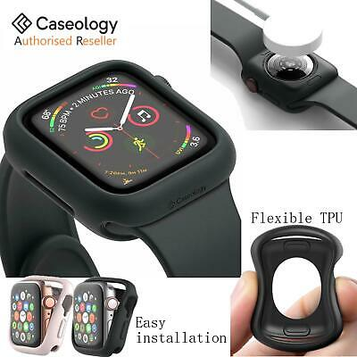 AU14.99 • Buy Apple Watch Series 4 5 Case, Genuine Caseology VAULT Soft Slim Cover For 40/44mm