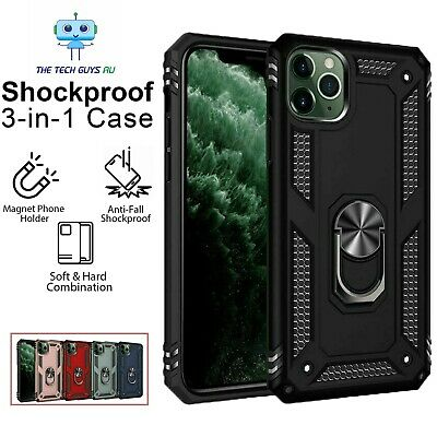AU7.50 • Buy Heavy Duty Shockproof Case Cover For IPhone 12 11 Pro XS MAX SE 8 7 Plus Mini