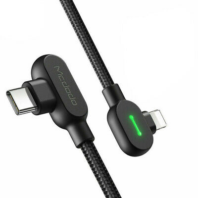 AU13.49 • Buy MCDODO 36W Type-C PD Fast Charging Cable Data Cord Charger For IPhone IPad Light