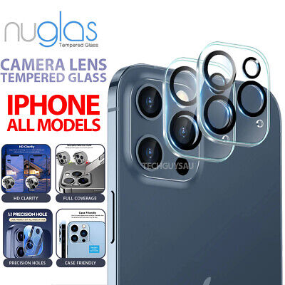 AU6.99 • Buy Nuglas Apple IPhone 11 Pro XS XR Max Camera Lens Tempered Glass Screen Protector