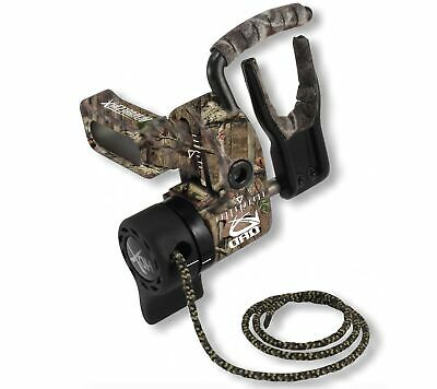 $ CDN196.15 • Buy QAD Ultra Rest HDX Mossy Oak Camo VDT Left Hand Quality Archery Design UHXMO-L