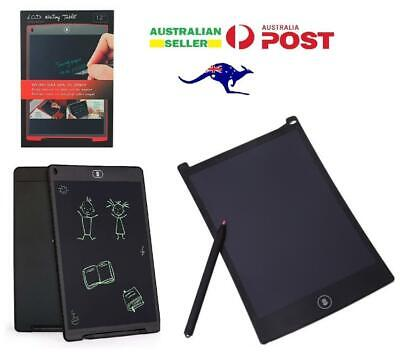 AU10.99 • Buy LCD Electronic Black Writing Tablet Board 8.5  Inch EWriter Doodle Pad Message 2