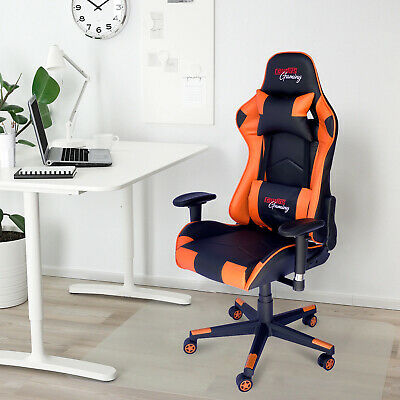 AU199.99 • Buy RAYDUS Racer Gaming Chair Office Computer PU Leather PRO Gamer Or Home Office