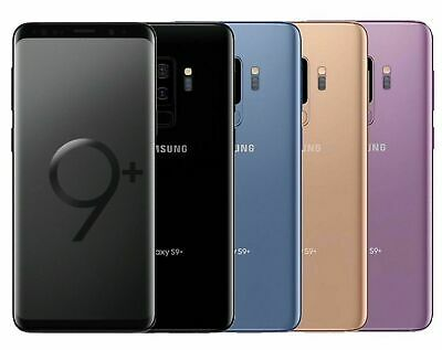$ CDN461.24 • Buy Samsung Galaxy S9+ S9 Plus 6.2  64GB ROM GSM/CDMA Unlocked T-Mobile AT&T Verizon