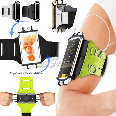 AU24.69 • Buy Sports Running Jogging Gym Armband Arm Band Case Holder For IPhone 11 XS Max XR