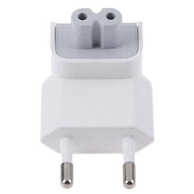 $5.21 • Buy US To EU Plug Travel Charger Converter Adapter Power Supplies For Mac Book G3FEH