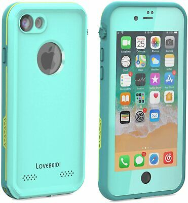 AU25.99 • Buy For IPhone 8 Plus Case Waterproof Shockproof Iphone 7 Screen Protective Cover