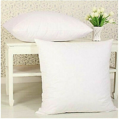 Pack Of 4 Cushions Filled All Sizes Cushion Pads Inserts Inners Fillers Scatters • 6.69£