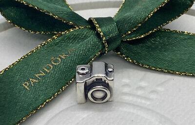 AU35 • Buy Pandora Camera Photography Charm Sterling Silver Bead 790961 - Retired Authentic
