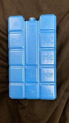 Reusable Ice Block Used But Good Condition  • 2.50£
