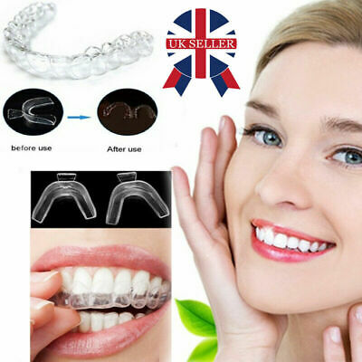AU18.43 • Buy 12x Teeth Whitening Mouth Trays Guard Thermo Gum Shield Tooth Bleaching Grinding