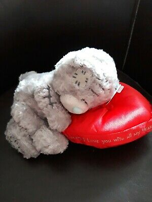 £4 • Buy Me To You Bear With A Love Message On Pillow Tagged