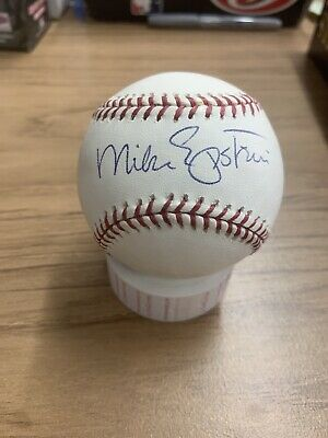 $ CDN43.58 • Buy Mike Epstein Autographed Rawling Major League Baseball Rangers Oakland Senators