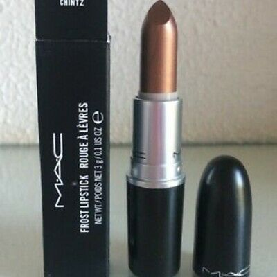 $11.99 • Buy MAC Frost Lipstick Rouge A Levres 0.1 Oz 3 G. Chintz New In Box