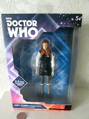 Doctor Who Amy Pond 5.5  Figure In Police Uniform New  • 13.99£