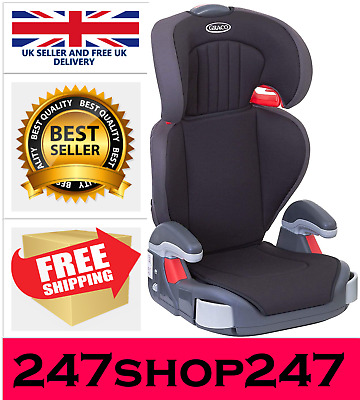 £34.91 • Buy Graco Junior Maxi Lightweight High Back Booster Car Seat, Group 2/3