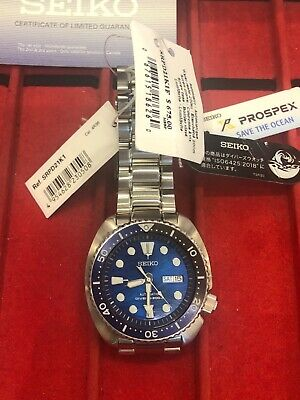 $ CDN650 • Buy Seiko Prospex Turtle SRPD21 New With All Tags.