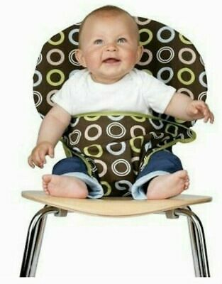 Totseat For Babies Who Lunch - The Washable Squashable Highchair £30 • 14.95£