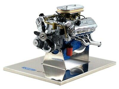 AU272.19 • Buy WOW EXTREMELY RARE Engine 1964 Ford 427 SOHL Cammer 7.0L V8 657hp 1:12 Signature