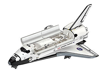 Revell 1/144 Space Shuttle Atlantis - Model Kit # 04544 • 19.92£