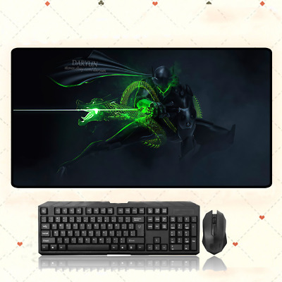 AU28.42 • Buy GAME Overwatch OW Genji Extra Large Mouse Pad Free Shipping(31.5'' * 15.7'')