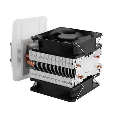 £21.21 • Buy 12V Thermoelectric Peltier Refrigeration Cooling System Kit Cooler With Fan