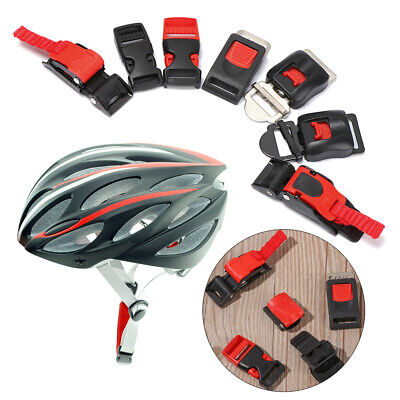 £2.63 • Buy Motorcycle Cycling Helmet Chin Strap Speed Sewing Clip Quick Release Buckle~