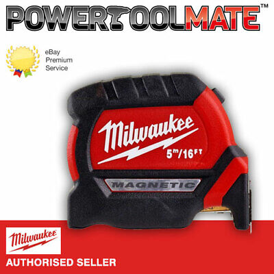 Milwaukee 4932464602 5m Magnetic Tape Measure • 16.50£