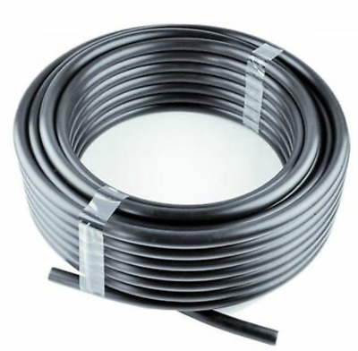 Gardiflex Irrigation Black LDPE Pipe 13mm I.D +5 Elbow Connectors Hozelock  • 7.45£