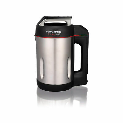 £71.99 • Buy Soup And Saute Soup Maker  Brushed Stainless Steel Morphy Richards