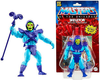 $26.99 • Buy New Masters Of The Universe Origins Skeletor 5.5 Action Figure Retro 2020 Mattel