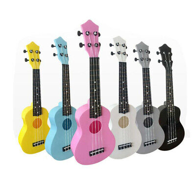 AU31.24 • Buy Ukulele 21 Inch Christmas Toy Kids ABS Ukelele Kj
