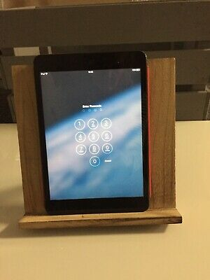Stand Wooden For Books, Recipes, Ipads, Etc • 12£