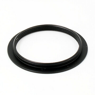 $5.01 • Buy 39mm-42mm Flange Adapter For Leica M39 X1 Lens To Pentax M42 Screw Camera