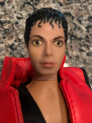 Vintage Celebrity Michael Jackson Doll W/Glove, Socks, Shoes, Plus Outfit NRFB • 42.98£