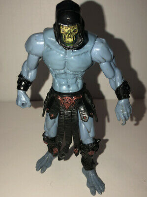 $10.99 • Buy Skeletor He-Man 2001 Action Figure MOTU Masters Of The Universe