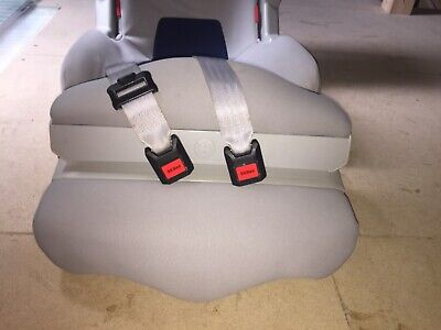 BMW Isofix Childs Car Seat With Bolster Cushion & Belt Excellent Grandparents Ca • 100£