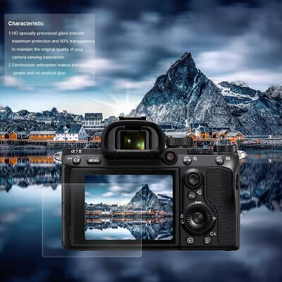 $ CDN7.37 • Buy LCD Screen Protector 9H Tempered Glass Film Protective Cover For Sony A7III