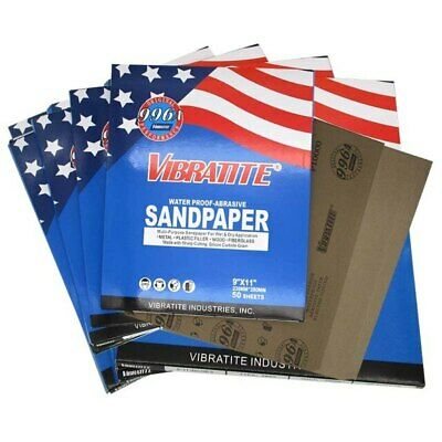 AU20.24 • Buy Wet And Dry Sand Paper 230x280mm - 3000, 4000, 5000, 7000, 10000 Grit