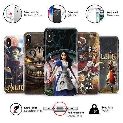 £7.99 • Buy Alice Video Game Madness Returns Gothic Punk Horror Phone Case Cover For IPhone