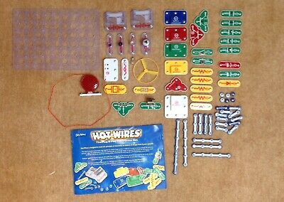 Hot Wires Electronics Kit By John Adams • 18.99£
