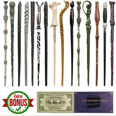 AU15.95 • Buy New Harry Potter Magic Wand Dumbledore Voldemort Sirius Wizard Collection Set AU