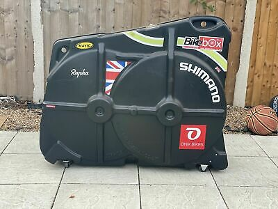 £4.99 • Buy Scicon Bike Box Alan Travel Case Hire Rental - Delivered Anywhere In London
