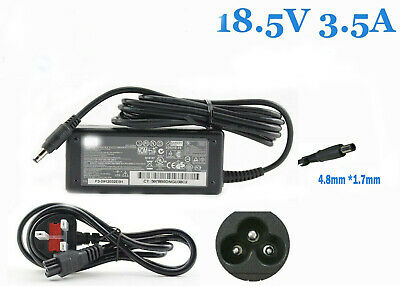 £9.99 • Buy HP COMPAQ 530 550 510 G6000 6720s  Pin Compatible Laptop Adapter Charger + Lead