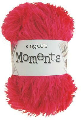 £1.99 • Buy  KING COLE - MOMENTS 50gram  - Various Colours