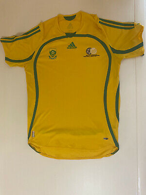£20 • Buy 4.5/5 South Africa Adults L 2006 Home Football Shirt Jersey