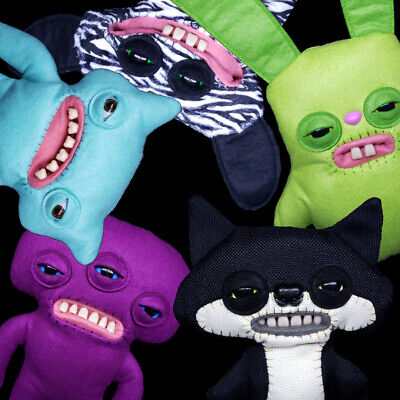 $ CDN33.95 • Buy Spin Master Fuggler Funny Ugly Monster Plush Stuffed Animals Assorted Styles