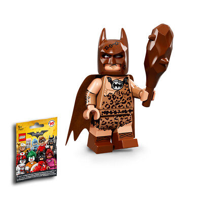 LEGO Batman Movie Minifigures Series 1 Clan Of The Cave Batman | New & Unopened • 8.50£