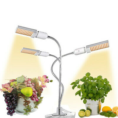 £17.99 • Buy Clip LED Grow Light Bulb Full Spectrum Lamp For Indoor Greenhouse Plant Growing