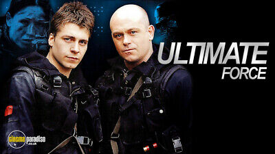 Ultimate Force: Series 1-3 [DVD]  • 1.35£